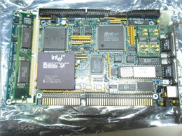 Isa Motherboards Canada - original Industrial motherboard 486 EMBEDTEC ISBS486 ISA-BOARD 100% tested working,used, in good condition