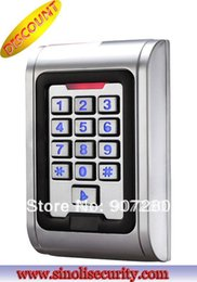 Waterproof access keypad online shopping - Waterproof Metal Shell Access Control Keypad EM card support