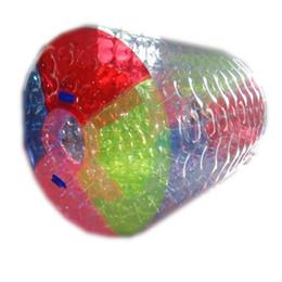 Вода ходунки надувной ролик воды мяч ходьба Zorbing для бассейн игры 2.4 м 2.6 м 3 м Бесплатная доставка на Распродаже