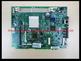 Motherboard Am3 Ddr3 Canada - For Dell Inspiron One 2205 2305 AIO Motherboard AM3 DPRF9 0DPRF9 MP-00008289-004 system motherboard ,fully tested