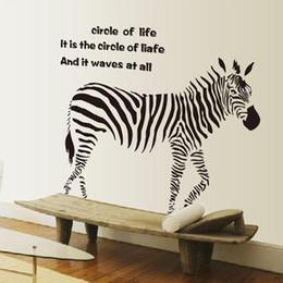 Zebra Bedroom Wallpaper Online Shopping | Zebra Bedroom Wallpaper ...
