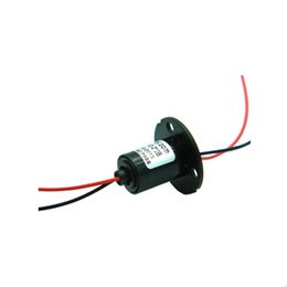 $enCountryForm.capitalKeyWord NZ - 2 Channel 2A Conductive Slip Ring Elertrical Collect Wind Power Slip Rings Dia. 12.5mm Mini Slip-rings