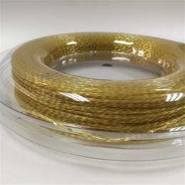 $enCountryForm.capitalKeyWord UK - Hot Sell Durable Retractable Nylon Gauge in 1.35MM Tennis Racket String 200 m reel