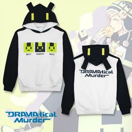 $enCountryForm.capitalKeyWord NZ - Kukucos Anime Dramatical Murder DMMD Clothing Unisex Lovely Sweatshirts Cosplay Costume Hoodie Best Gift For Student Fans Eerydaywear