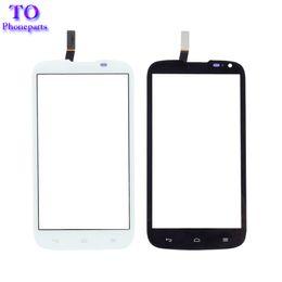 $enCountryForm.capitalKeyWord Canada - 10Pcs Touch Screen Digitizer For Huawei G610 C8815 Sensor Touchscreen Front Glass Panel Phone Parts highscreen