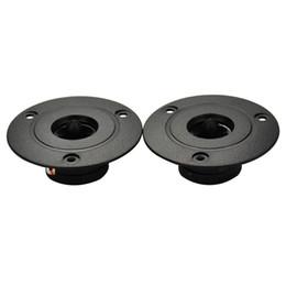 $enCountryForm.capitalKeyWord UK - Freeshipping 2pcs Tweeter Speaker 8 ohm Tweeters Car Audio Super Horn HIFI Home Theater Sound System Dual Magnetic Bullet Speakers 10-20W