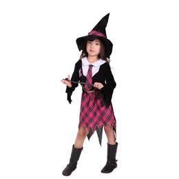 a4732387c Fantasía de niños cosplay pequeña bruja disfraz Abra Academia Niña se  adapta a la fiesta de Navidad de Halloween vestido de carnaval
