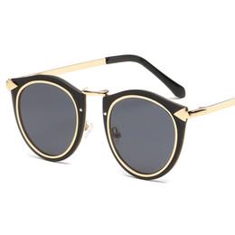 348f41caec EL CIERO Latest Casual Round Sunglasses For Men   Women Fashion Brand  Designer Sun Glasses Unisex High Quality Eyeglasses UV400