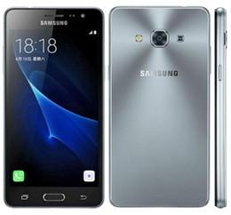 "galaxy original refurbished 2019 - Refurbished Original Samsung Galaxy J3 Pro J3110 Unlocked Cell Phone Quad Core 2GB 16GB 5.0"" 8.0MP Dual SIM"