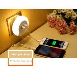 Iphone International NZ - Creative home furnishings, USB night light, night lighting, international standard voltage, children room night lighting,USB phone charging.
