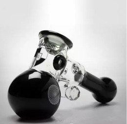 $enCountryForm.capitalKeyWord Canada - in stock Mini hammer pipes cheap Glass design handle spoon bubbler smoking pipe for dry herb