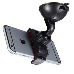 $enCountryForm.capitalKeyWord UK - Universal Windscreen Suction Cup Smartphone Car Mount Holder Adjustable Windshield Cradle for iphone 7 6 6s 5s