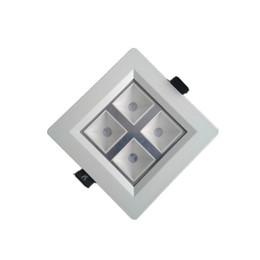 Al por mayor-Nueva llegada al por menor de la lámpara de rejilla 4W llevó la iluminación del panel de techo Downlight AC85-265V cocina lámpara 400LM iluminación de interior