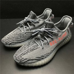 Super Boost Pas Cher-2017 Super qualité Kanye West SPLY 350 Boost V2 Beluga 2.0 AH2203 Chaussures de course Truth Boost Hommes Femmes Baskets 36-47