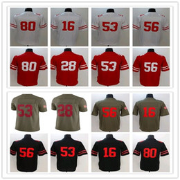 f7406805844 online shopping Men Vapor Untouchable Limited jerseys Hyde Bowman Reuben  Foster Montana Rice Olive Salute To