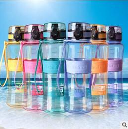 $enCountryForm.capitalKeyWord NZ - New Arrival Portable Heat-resisti Water Bottle Kettle Seal Children Kettle Outdoor High Quality Sport Water Bottle Free Shipping