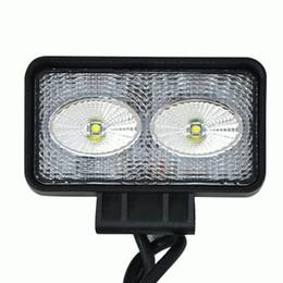 Discount trailer lights - LED work led light 20W LED Driving Work Light Bar Lamp Offroad Truck Trailers ATV SUV.