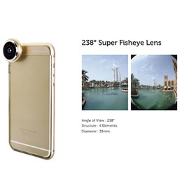 Fish phone case online shopping - 3 In Mobile Phone Camera Lens Fish Eye Telephoto Wide Angle For iPhone iPhone6 plus fisheye Best Quality iPhone TPU case