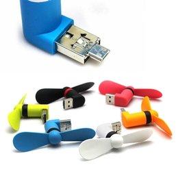 Mini USB Soğutma Fanı Taşınabilir Büyük Rüzgar Dilsiz iPhone 5/5 S / 5c / 6/6 artı / 6 s / 6 s artı Samsung Android Telefon Için