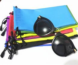 7b8343fae 8 Fotos Compra On-line Bolsa de óculos de pano-Durável À Prova D 'Água