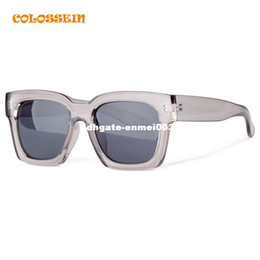 $enCountryForm.capitalKeyWord NZ - dhgate BLUE LABEL Hot Summer Fashion Cool Sunglasses Women Men Loves Square Frame High Quality Eyewear 2017 New Trendy