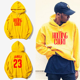 basketball lebron NZ - New Design Spring Autumn Male Coat Lebron James Basketball Hoodies Sweatshirt Fashion Men Pullover Hoody Hoodie,tx5034-2367
