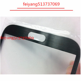 $enCountryForm.capitalKeyWord UK - A Quality Front LCD Outer Glass Lens For Samsung Galaxy Note 2 II N7100 N7102 N7105 I317 Glass