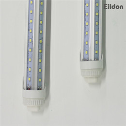 $enCountryForm.capitalKeyWord NZ - T8 LED Tubes Lights 6ft 48W V-shaped Single Pin FA8 R17D AC85-265V PF0.95 4500LM 288LEDs 2835SMD Fluorescent Bulbs Direct from China Factory