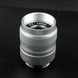 C Lens Canada - FUJIAN 25mm f 1.4 c mount cctv f1.4 lens for micro 4 3 m4 3 nex GX1 OM-D 1