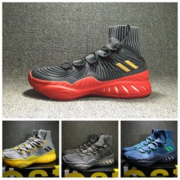 crazy fabric Canada - Hot Sale Basketball Shoes For Men J Wall 3 Crazy Explosive basketball boots High Quality mens basketball trainers Sneakers with box US 7-11