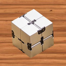 $enCountryForm.capitalKeyWord Canada - Improve Concentration Infinity Cube Artifact Blocks Fidget Toys High End Magic Cubes Reduce Pressure Finger Toy For Office ABS 25ky B
