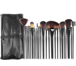 Wholesale hair goats resale online - Professional Makeup Brushes Colors Make Up Brush Sets Cosmetic Brush Set Makeup Brushes makeup for you brush