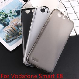 vodafone cases 2019 - New Soft TPU Gel Coque Case for Vodafone Smart E8 Phone Cases Fundas Cover Bag Caso Capa Cas cheap vodafone cases