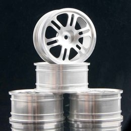 $enCountryForm.capitalKeyWord Canada - RC Aluminum Wheel 4pc D:52mm W:26mm Fit HSP 1:10 On-Road Drift Car Rim 102039S