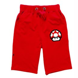 Super mario clothing online shopping - Super Mario Men Soft Shorts Fashion comfortable Homme Runnning Clothing bermuda masculina