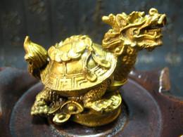 $enCountryForm.capitalKeyWord Canada - Chine fengshui bronze en laiton dragon tortue Tortue richesse chanceux longévité statue en métal artisanat