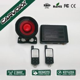 remote systems Australia - Two-Way car Alarm with Remote Engine Starter CX-2300A