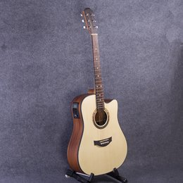 41-31 NEW 41 inch 5 EQ Electric Acoustic Guitar Rosewood Fingerboard guitarra with pickups tuner strings