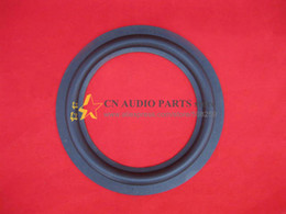 $enCountryForm.capitalKeyWord NZ - Wholesale- 2 pieces 5 inch (115mm) woofer Bass SPEAKER SURROUNDS REPAIR RUBBER rings WL-106A