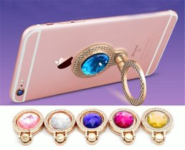 Discount used mobile iphone - Universal Mobile Phone Ring Holder Stent Diamond Ring Holder Finger Grip with Free Hook for Car Using Iphone 7 8 X Samsu