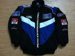 China Embroidery F1 Jacket FIA NASCAR IndyCar V8 Supercar Racing Cotton Jacket Performance Racing Jacket suppliers