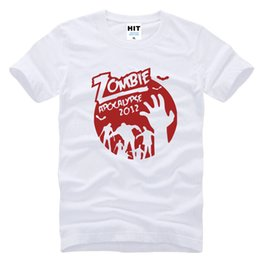 c110c22a6 New Fashion Tops Zombie Apocalypse T Shirts Men Graphic Tees Walking Dead  Camisetas Short Sleeve T-shirts Men Tops SL-085