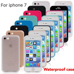 $enCountryForm.capitalKeyWord NZ - 100% Sealed Waterproof Full Body Screen Protect Soft TPU Front & Back Case For iPhone 7 6S 6 Plus 4.7 5.5 inch