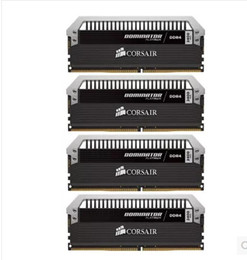 Pirate Packaging online shopping - US pirate ship platinum ruler DDR4 G G four channel package overclocking memory light
