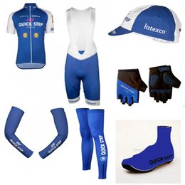 2017 pro team etixx quick step floors 7pcs full set cycling jersey summer  quick dry bike clothing MTB Ropa Ciclismo Bicycle maillot 8633a1d85