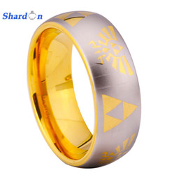 Tungsten Zelda Ring Online Tungsten Zelda Ring for Sale
