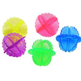 $enCountryForm.capitalKeyWord NZ - 2017 new Color Transparent Magic Scouring Ball Magic Decontamination Laundry Ball Anti Wrap Clean Ball Small 25g
