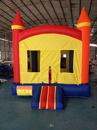 inflatable jumping castles NZ - Bouncer House Inflatable Bouncer Castle Jump Castle Inflatable Slide Castle Modle Toy For KIds