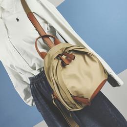 $enCountryForm.capitalKeyWord Canada - Women nylon backpack shouler bags fashion travel bag school backpacks for college girls