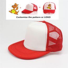 37fb7de5ef3 Wholesale Plain Trucker Hats for Spring Summer Womens Blank Mesh Snapback  Caps Men Foam Net Snap Back Cap Acept Custom Made Logo